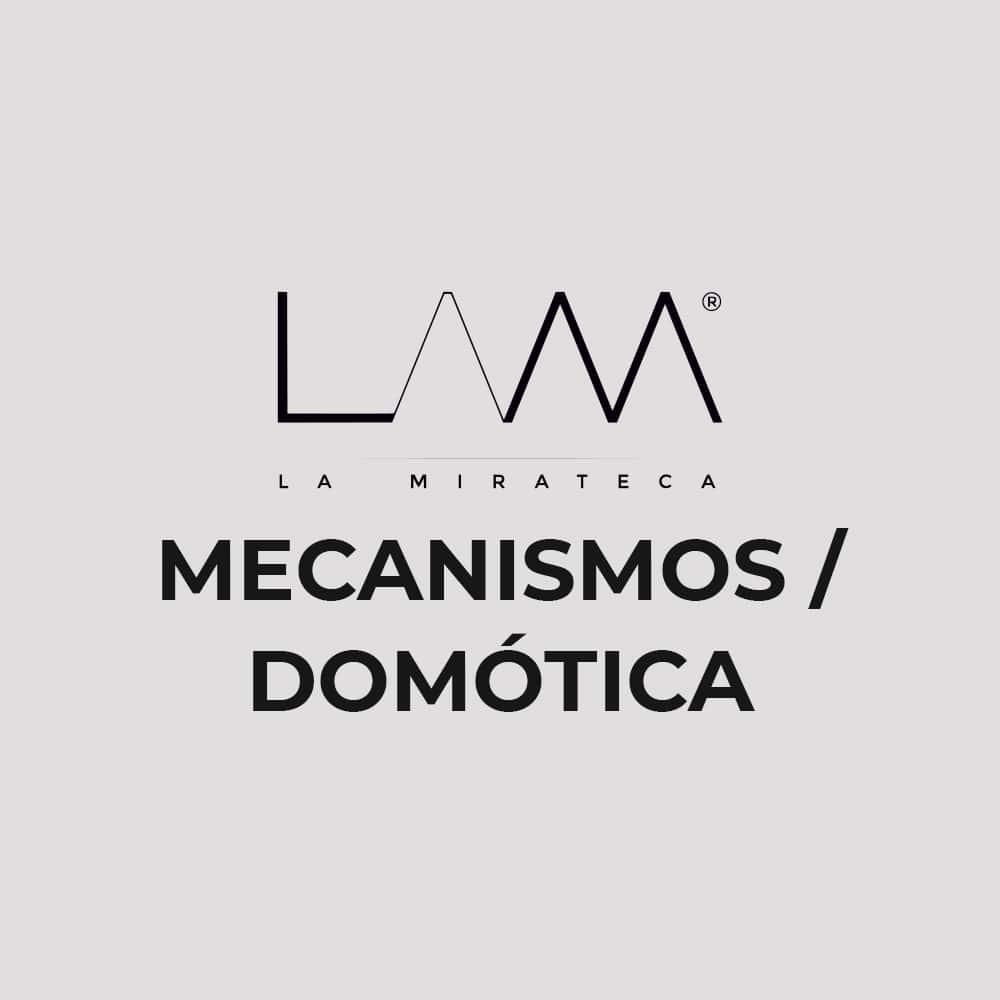 MECANISMOS DOMOTICA La Mirateca