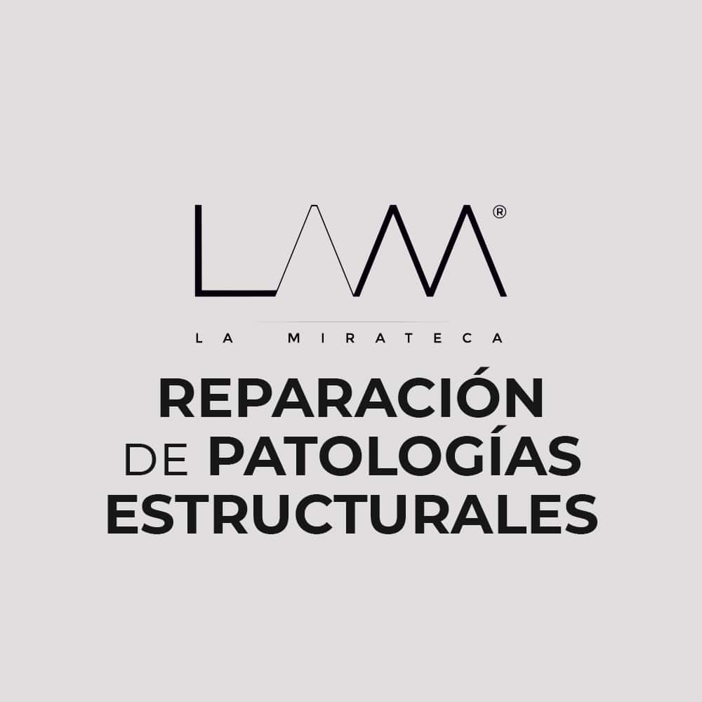 REPARACION PATOLOGIAS La Mirateca